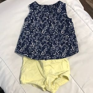 Old Navy outfit 18-24 month
